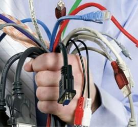 Ремонт слаботочных сетей